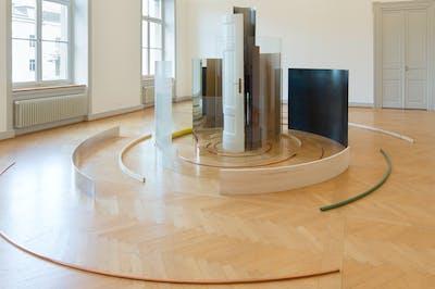 Alicja Kwade - Kunstmuseum St Gallen - © kamel mennour