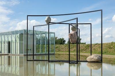 Alicja Kwade - Langen Foundation - © kamel mennour