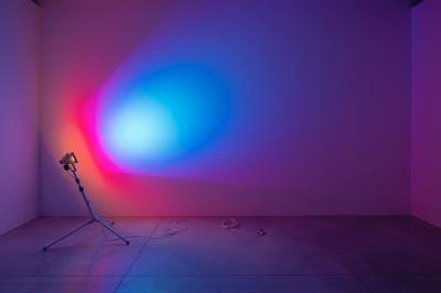 Ann Veronica Janssens - Centre Pompidou-Metz - © kamel mennour