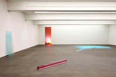 Ann Veronica Janssens Exhibition view S.M.A.K., Gent Belgium, 2015 Photo Dirk Pauwels - © kamel mennour