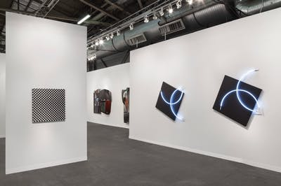 The Armory show - Special project - © kamel mennour