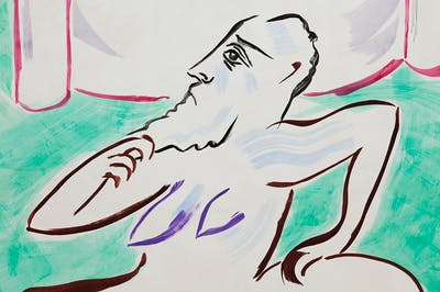 Camille Henrot - Kestner Gesellschaft - © kamel mennour