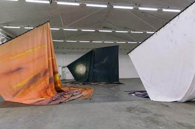 Latifa Echakhch - Kunsttage Basel - © kamel mennour
