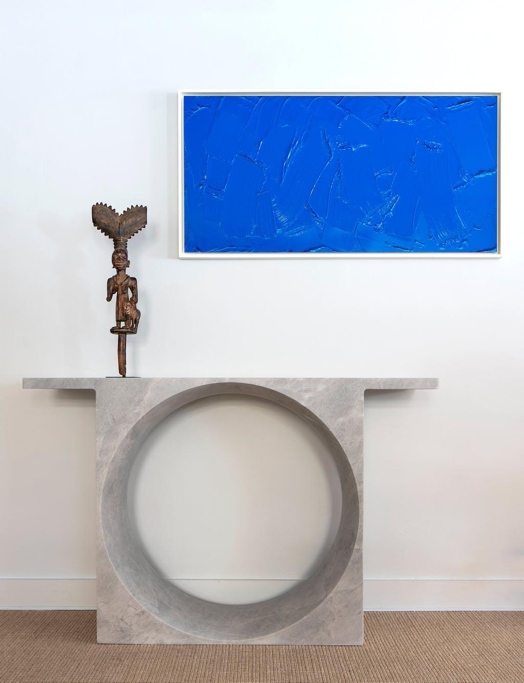 Lucas Ratton x kamel mennour x Galerie kreo x Galerie Jacques Lacoste - © kamel mennour