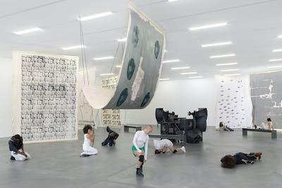 Matthew Lutz-Kinoy - Kunsthalle Zürich - © kamel mennour