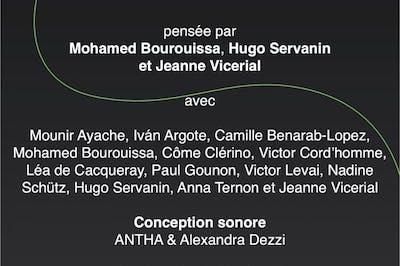 Mohamed Bourouissa - Les Grandes Serres - © kamel mennour