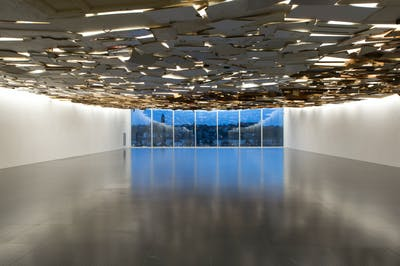 Tadashi Kawamata - Centre Pompidou-Metz - © kamel mennour