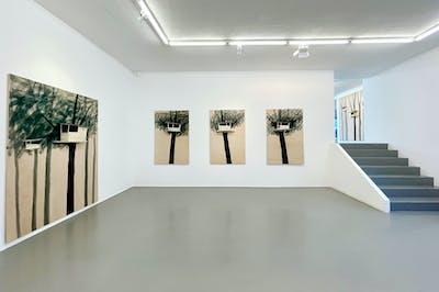Tadashi Kawamata - Patrica Low Contemporary - © kamel mennour
