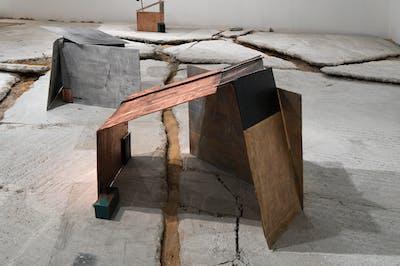 Tatiana Trouvé - Petach Tikva Museum of Art - © kamel mennour