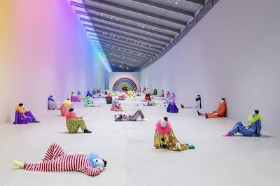 Ugo Rondinone - Auckland Art Gallery - © kamel mennour